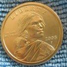 2008-P Sacagawea Dollar. BU