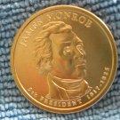 "2008-D Presidential Dollar, ""James Monroe""  BU"