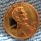 2000-S Lincoln Memorial Cents. Choice Proof.