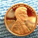 2003-S Lincoln Memorial Cents, Choice Proof.