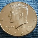 "2009-P Kennedy Half Dollar. ""Choice BU"""