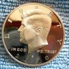 """2008-S Kennedy Half Dollar. """"CLAD PROOF"""""""