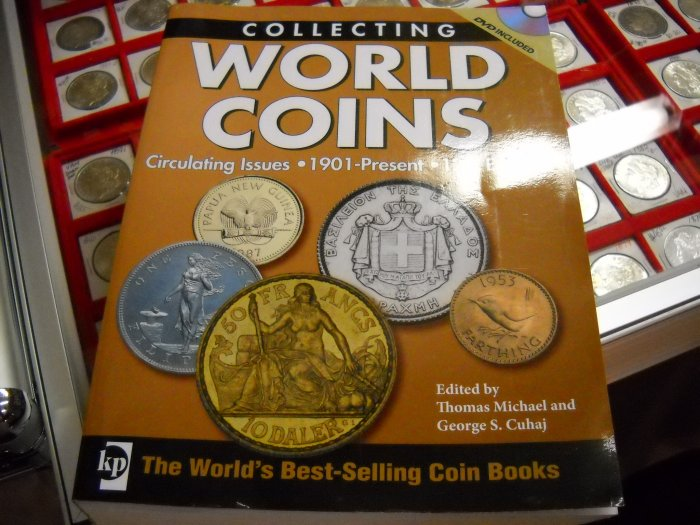 """Book, Soft Cover. """"World Coin Price Guide"""""""
