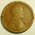 1918-D Lincoln Wheat Cents.