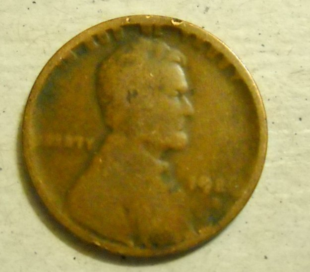 1920-S Lincoln Wheat Cents