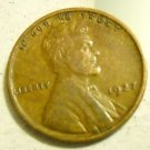 1927 Lincoln Wheat Cents.