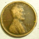 1909 Lincoln Wheat Cents