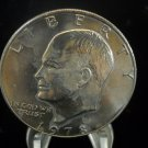 1978-P Eisenhower Brilliant UN-Circualted Dollar.