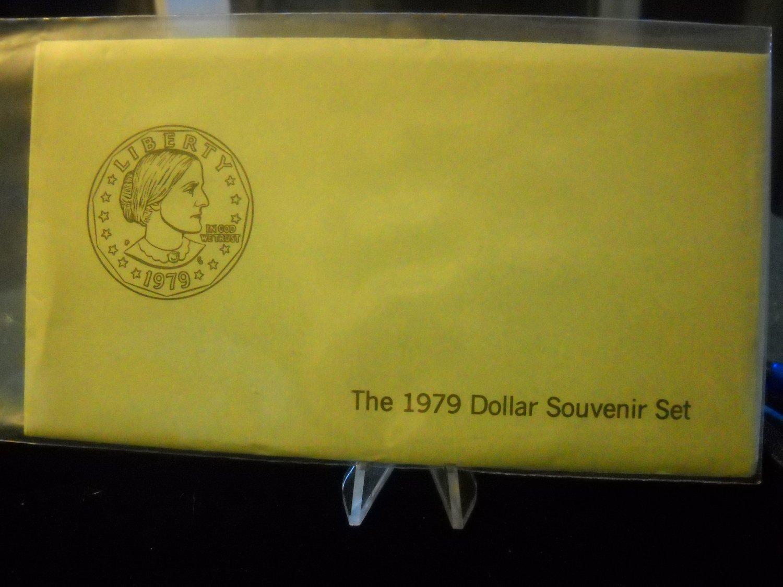 Susan B. Anthony 1979 souvenir Set