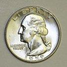 1959-D  Washington Quarter. Choice Mint Luster. Brilliant UN-Circulated