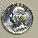 1964  Washington Quarter. Choice Mint Luster. PROOF.