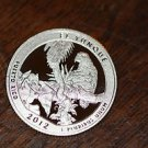 2012-S Washington Proof Quarter, National Parks. EL YUNQUE.  Puerto Rico.