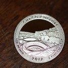 2012-S Washington Proof Quarter, National Parks. CHACO CULTURE. New Mexico