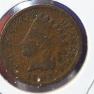 1893 Indian Head Penny.  Average Circualted Coin.  #4771