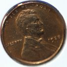 1928 Lincoln Wheat Cent. Collection Of 4.  #4937