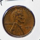 1936-D Lincoln Wheat Penny.  Extra Fine Circulated Coin.  #5020