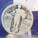 1920-S Standing Liberty Quarter.  Circualted Coin.  BX-5761