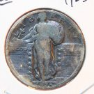 1925 25C Standing Liberty Quarter.  Average Circulated Condition.  BX-5765