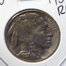 1937-D Buffalo Nickel.  GEM Brilliant UN-Circualted Coin.  CS#7500