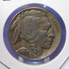 1935-D Buffalo Nickel. Fine Circulated Coin. CS#7520