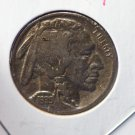 1935 Buffalo Nickel.  Nice Circulated Coin.  CS#7522