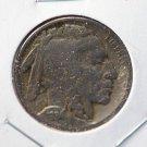 1935 Buffalo Nickel. Fine Circulated Coin.  CS#7524