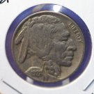 1928-D Buffalo Nickel. Choice Extra Fine Circualted Coin. CS#7556