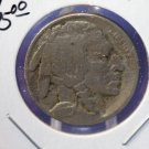 1927-S Buffalo Nickel. Nice Full Reverse Strike. F-15. CS#7560