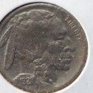 1921-S Buffalo Nickel. Extra Fine Circulated Coin.  CS#7597
