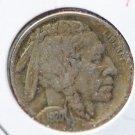 1920-S Buffalo Nickel.  Extra Fine Circulated Coin. CS#7607