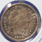 1895-O 10C Barber Silver Dime. 'WOW'  *Low Minted Year* Very Fine Details * SCARCE * CS#8416