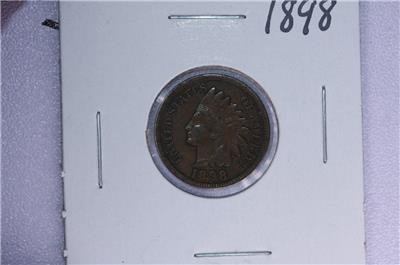 1898 1C. Indian Head Penny.  Good Circulated Condition. Coin Store Sale #1726