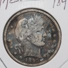 1897 25C Barber Silver Quarter. Nice Fine Circualted Coin. SALE #1780