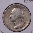 1932 25C Washington Silver Quarter. Good Collectible Coin. SALE#1870