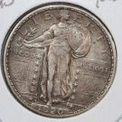 1920-D Standing Liberty Quarter. Choice A.U. Coin. Rare Coin.  Sale #2425