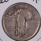 1921 Standing Liberty Quarter. Choice 4 Digit Readable.  Hard Date. Store#2431