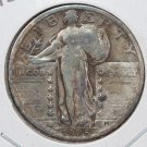 1925 Standing Liberty Quarter. Nice Very Fine Circulated Coin. #2445