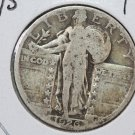 1926 Standing Liberty Quarter. Very Good Circulated Coin. Store #2447