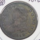 1818 25C Capped Bust Quarter. B-1. Extra Fine Circulated Coin. Store Sale #2261
