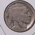 1917-S 5C Buffalo Nickel. Good Circulated Coin, Partial Date. Coin SALE #2093