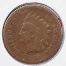 1870 1C Indian Head Cents, Good Circulated Coin. Large Store Sale #2519