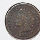 1874 1C Indian Head Cents, Good Circulated Condition. Store Sale#2535