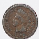 1888 1C Indiain Head Cents. Good Circulated Condition. Coin Store #2593