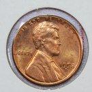 1958-D 1C Lincoln Memorial Penny. Brilliant UN-Circulated Coin.