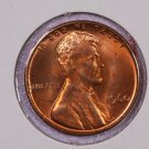 1960 1C Lincoln Memorial Penny. Choice Brilliant UN-Circulated. Large Date.