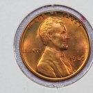 1960 1C Lincoln Memorial Penny. Choice Brilliant UN-Circulated. Small Date.