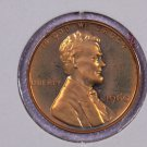 1960 1C Lincoln Memorial Penny. Choice Brilliant Proof UN-Circulated. Large Date.