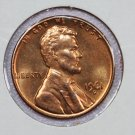 1961-D 1C Lincoln Memorial Penny. Choice Brilliant UN-Circulated Coin.