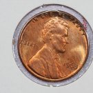 1963 1C Lincoln Memorial Penny. Brilliant  UN-Circulated Coin.
