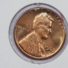 1963-D 1C Lincoln Memorial Penny. Brilliant  UN-Circulated Coin.